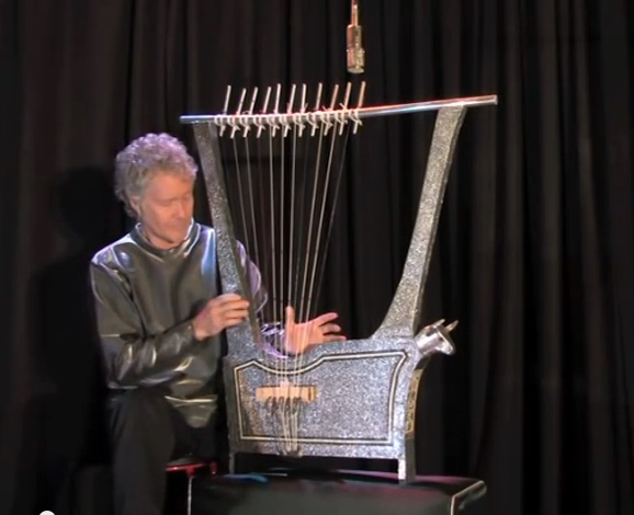 Demos of Curious and Obscure Musical Instruments