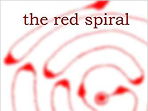 The Red Spiral – by X.F. Pine