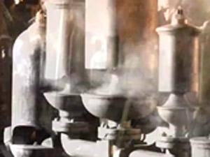 Final Performance of the Pratt Steam Whistles